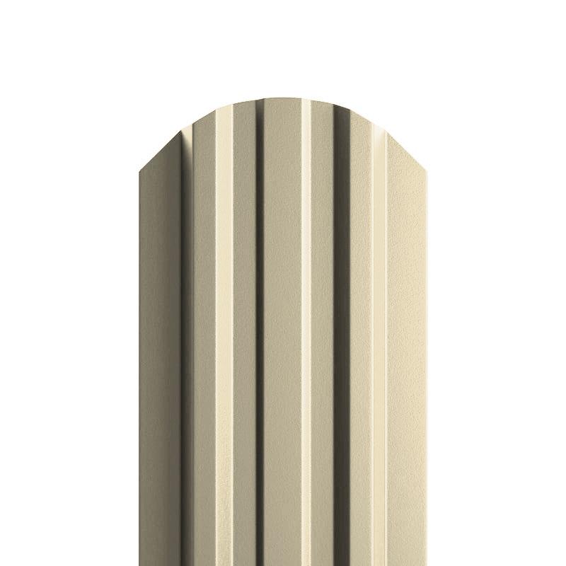 Штакетник металлический МП LАNE-O 16,5х99 NormanMP (ПЭ-01-1015-0.5)