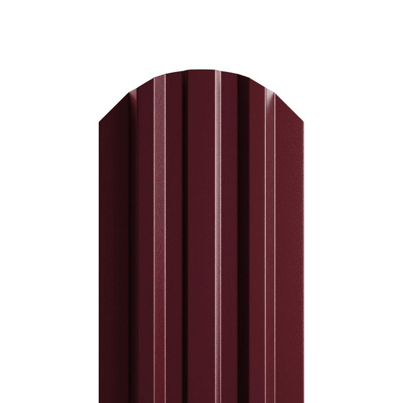 Штакетник металлический МП LАNE-O 16,5х99 NormanMP (ПЭ-01-3005-0.5)