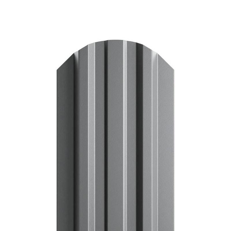 Штакетник металлический МП LАNE-O 16,5х99 NormanMP (ПЭ-01-7004-0.5)