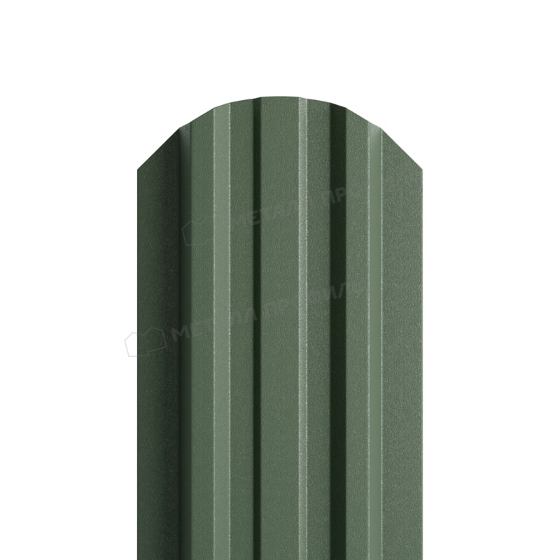 Штакетник металлический МП LАNE-O 16,5х99 (VikingMP E-20-6007-0.5)