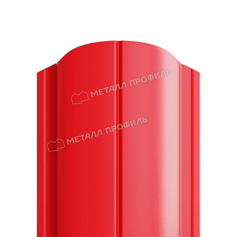 Штакетник металлический МП ELLIPSE-O 19х126 (ПЭ-01-3020-0.45)