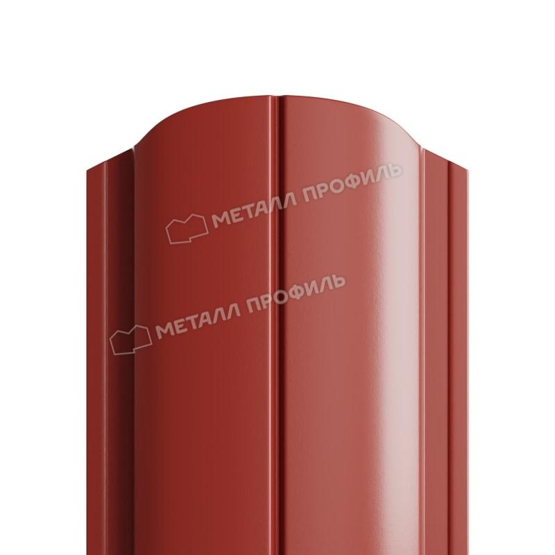 Штакетник металлический МП ELLIPSE-O 19х126 (ПЭ-01-3009-0.45)