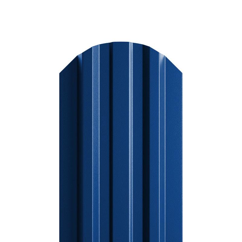 Штакетник металлический МП LАNE-O 16,5х99 NormanMP (ПЭ-01-5005-0.5)