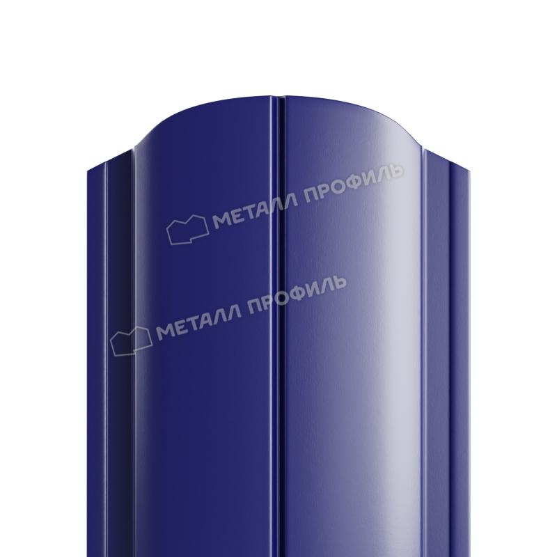 Штакетник металлический МП ELLIPSE-O 19х126 (ПЭ-01-5002-0.45)
